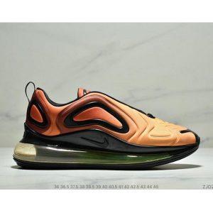 8ac7a9a13f5b0c57 300x300 - Nike Air 720太空大氣墊前衛運動慢跑鞋 情侶款 橘黃黑