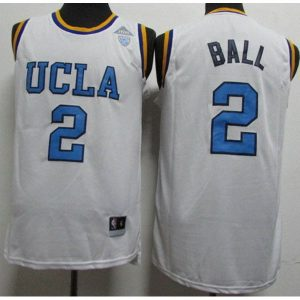 8adff8273a6c20e4 300x300 - Nike NBA球衣 分校熊 2號 朗佐-鮑爾 白色 NCAA 大學版