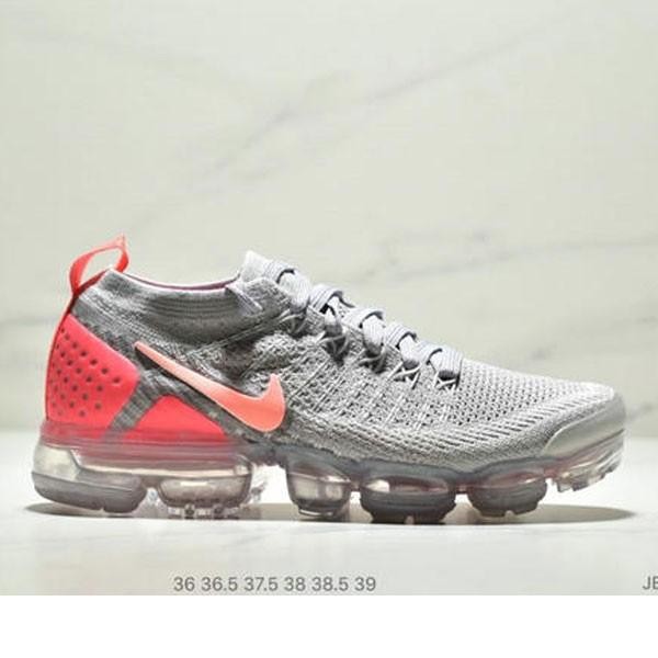 Nike Air Vapromax Flyknit 2.0 二代大氣墊 女鞋 灰粉