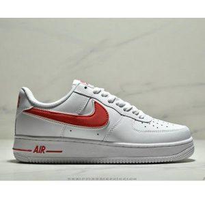 916649c24e1f3abd 300x300 - Nike Air Force 1 07 空軍一號經典百搭板鞋 白紅 男女款