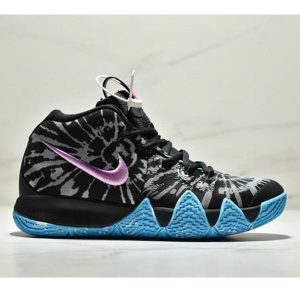 916afd8ab4e6dbaa 300x300 - Nike Kyrie 4 Ep 歐文4代高幫運動籃球戰靴 男款 黑藍粉