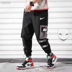 93fd65b6d1a12ea2 300x300 - NIKE 長褲男多口袋寬鬆嘻哈潮流工裝褲新款休閒運動束腳衛褲