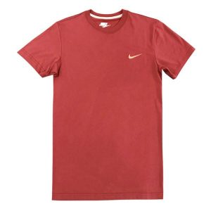 941291f6df33c4bf 300x300 - NIKE 男子針織休閒運動短袖T恤 紅色