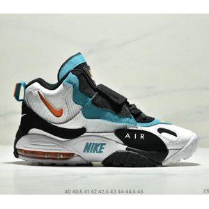 99f95e1d8f6d6b4f 300x300 - Nike Sportswear Air Max Speed Turf 加速實驗系列復古氣墊籃球鞋黑白奧利奧 男款 黑白綠