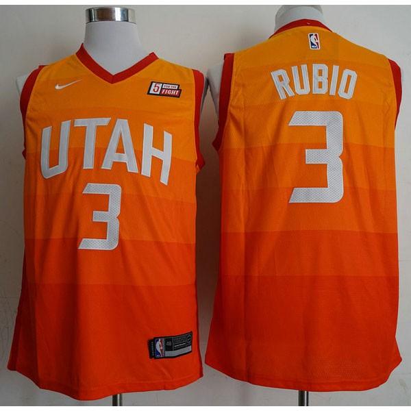 Nike NBA球衣 爵士3城市版 如圖