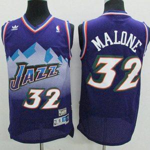 9b714e12cfddae89 300x300 - Nike NBA球衣 爵士隊 雪山版 32號 馬龍 紫色