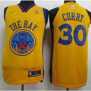 9e00a5c9293a8ec9 300x300 - Nike NBA球衣 勇士新款 黃色