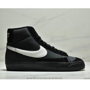 9e3e23c9b3a9179c 300x300 - Nike Blazer Mid 77 Vintage Slam Jam 黑白淺灰 男鞋