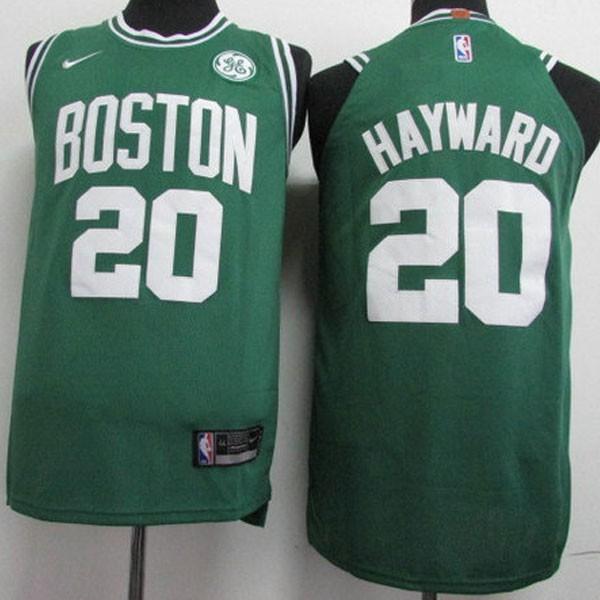 Nike NBA球衣 凱爾特人 20號 海沃德 綠色