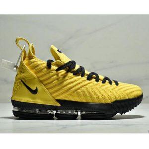 a2350ec795928c37 300x300 - Nike Lebron XVI 勒布朗 詹姆斯16代籃球戰靴 男款 黃黑