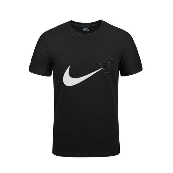 a3a189c60de1b833 - NIKE 跑步 短袖t恤 情侶款 圓領 莫代爾棉 打底衫 修身 簡約 上衣服