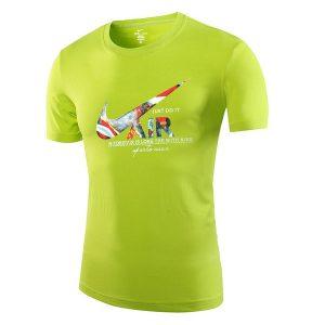 a9d7329bbebf9859 300x300 - NIKE 跑步 短袖t恤 情侶款 圓領 莫代爾棉 打底衫 修身 簡約 上衣服