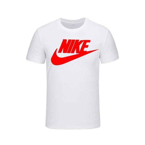 aa518547a1c17278 - NIKE 跑步 短袖t恤 情侶款 圓領 莫代爾棉 打底衫 修身 簡約 上衣服
