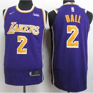 ab5d5a0240011e60 300x300 - Nike NBA球衣 湖人 2號 鮑爾 紫色