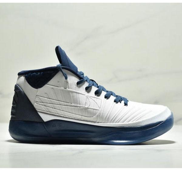 NIKE KOBE AD EP科比實戰籃球鞋運動鞋 男款 白深藍紅