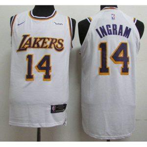 b2047abf73102ad3 300x300 - Nike NBA球衣 湖人 14號 英格拉姆 白色