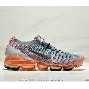 b258947e7ce2d81b 300x300 - Nike Air VaporMax Flyknit 3.0 針織網面透氣全掌氣墊跑步鞋 情侶款 灰黑橘