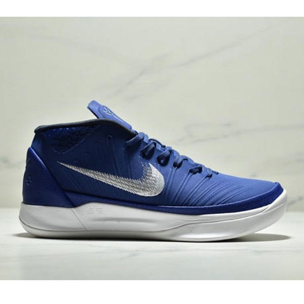 NIKE KOBE AD EP科比實戰籃球鞋運動鞋 男款 藍白