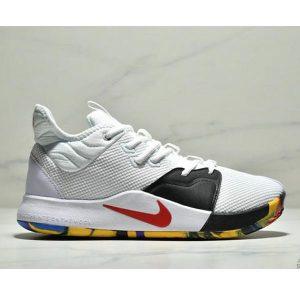 b412c2c73be84d2c 300x300 - Nike Pg 3 Ep 保羅喬治3代宇航員NASA聯名實戰籃球鞋 男款 白黑紅