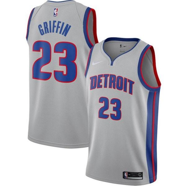 Nike NBA球衣 活塞23 如圖