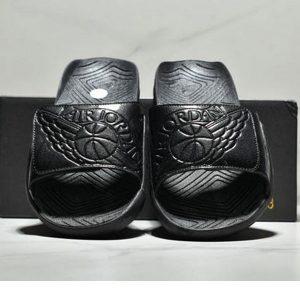 b91d6786ea80435f 300x300 - NIKE Air Jordan Hydro AJ7 7代 魔術氈 運動拖鞋 情侶款 全黑