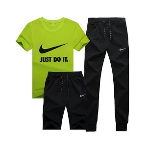 b99fe7b4a6f451f9 300x300 - NIKE 情侣款 跑步 健身服 運動 三件套裝