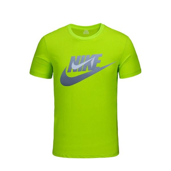 b9aede983ecca066 - NIKE 跑步 短袖t恤 情侶款 圓領 莫代爾棉 打底衫 修身 簡約 上衣服