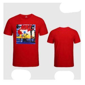 bb9c5b749cc2a6a0 300x300 - NIKE 跑步 短袖t恤 情侶款 圓領 莫代爾棉 打底衫 修身 簡約 上衣服