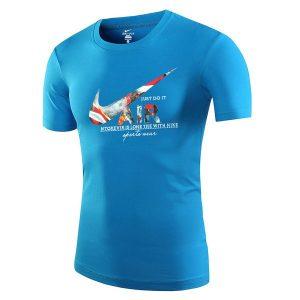 bbe9bcb20f78c997 300x300 - NIKE 跑步 短袖t恤 情侶款 圓領 莫代爾棉 打底衫 修身 簡約 上衣服