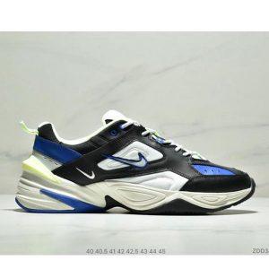 bd32c9475168526c 300x300 - Nike Air Monarch The M2K Tekno 麂皮藍復古運動老爹鞋 男款 白黑寶藍