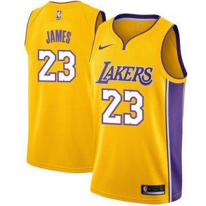 c182cfbb7cb28d76 300x300 - Nike NBA球衣 湖人23黃