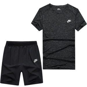 c3f62f1572b5dac1 300x300 - NIKE 運動 套裝 男短 套夏 薄款 跑步 健身  夏天運動衣