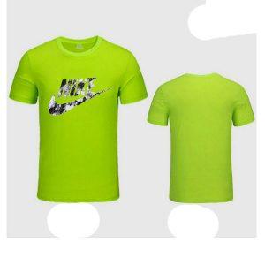 c770ba4846deade9 300x300 - NIKE 跑步 短袖t恤 情侶款 圓領 莫代爾棉 打底衫 修身 簡約 上衣服