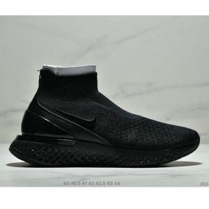 c7c19ae4eb945d10 300x300 - Nike Epic React Flyknit 高幫瑞亞針織 男款 黑色
