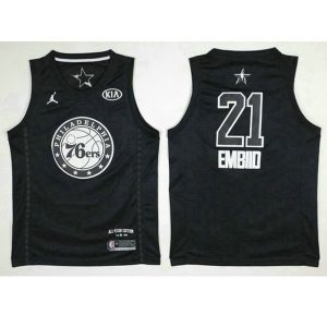 c9f6dc96ba54e767 300x300 - Nike NBA球衣 全明星 黑色