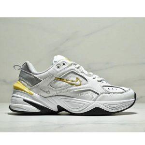 ca94c2342f2b4377 300x300 - NikeM2K Tekno香蕉黃亮彩扎染復古休閒老爹鞋 男款 白黃