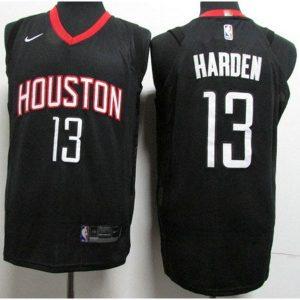 cc5714bafb886140 300x300 - Nike NBA球衣 火箭13黑