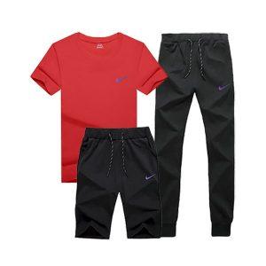 cc7241cab0b3505b 300x300 - NIKE 情侣款 跑步 健身服 運動 三件套裝