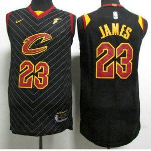 cd8e0a0d87c186cd 300x300 - Nike NBA球衣 騎士新款 黑色