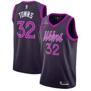 cf154f4072a327d8 300x300 - Nike NBA球衣 森林狼32城市版