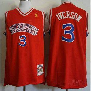 d4982b5c1ac77b27 300x300 - Nike NBA球衣 76人(網眼印花) 3號 阿倫艾弗森 紅色