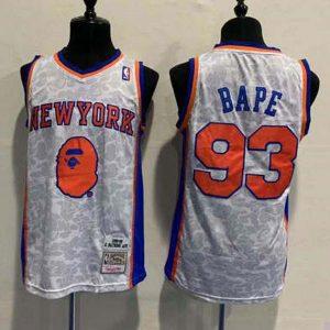 d757c6c7c9699d11 300x300 - Nike NBA球衣 猴爺聯名款尼克斯93  白色
