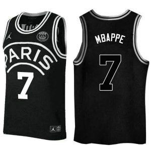 d93cd0411d787546 300x300 - Nike NBA球衣 大巴黎聯名7號 黑色