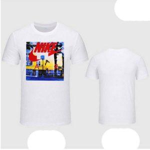 db34e91b290a30ca 300x300 - NIKE 跑步 短袖t恤 情侶款 圓領 莫代爾棉 打底衫 修身 簡約 上衣服