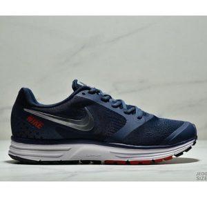 dc321bcfb7ba25a6 300x300 - NIKE ZOOM VOMERO+8 登月編織飛線運動休閒鞋 男鞋 深藍銀紅