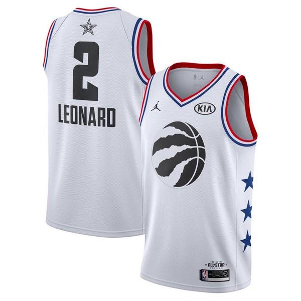 Nike NBA球衣 全明星猛龍2白