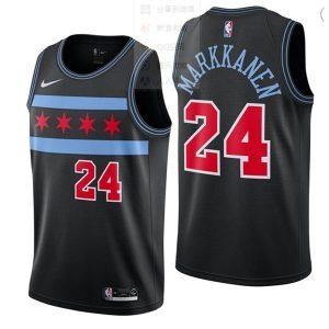 df8c173ba6edd024 300x300 - Nike NBA球衣 公牛24城市版 黑色