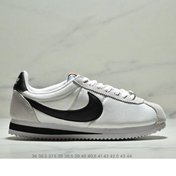Nike Classic Cortez Betrue 阿甘 復古跑鞋 情侶款 白灰黑