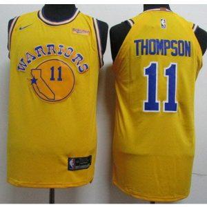 e0d6362900fe093a 300x300 - Nike NBA球衣 勇士 11號 湯普森 黃色