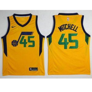 e104c6e09f9c8302 300x300 - Nike NBA球衣 爵士 黃色